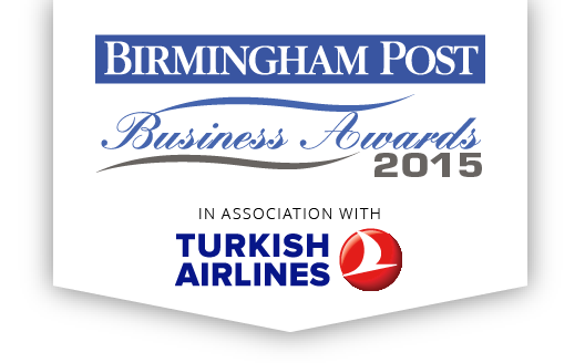 Birmingham Post Business Awards 2015